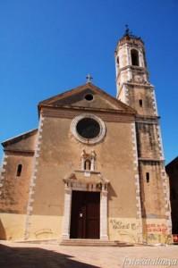 Església Santa Maria de la Geltrú